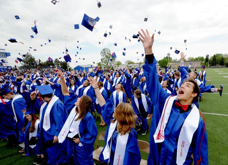 Centaurus Graduation 2015