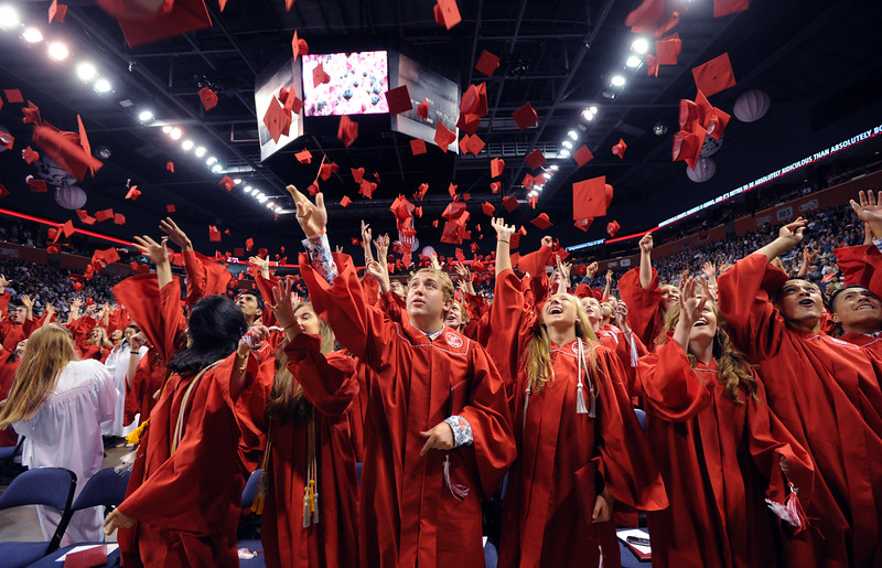2015 Fairview High Graduation