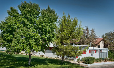 Latern Woods, Barstow