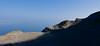 Mesačná krajina pod útesmi, ale stále nejakých 80 m nad morom