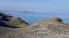 V pozadí útesy medzi Staithes a Saltburn