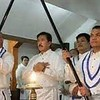 Nearly 100% of the major PHILIPPINES politicians are members of a secret society Founded by Jesuits