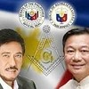 Nearly 100% of the major PHILIPPINES  politicians are members of a secret society Founded by Jesuits. THE REAL POWER BEHIND THE OFFICES