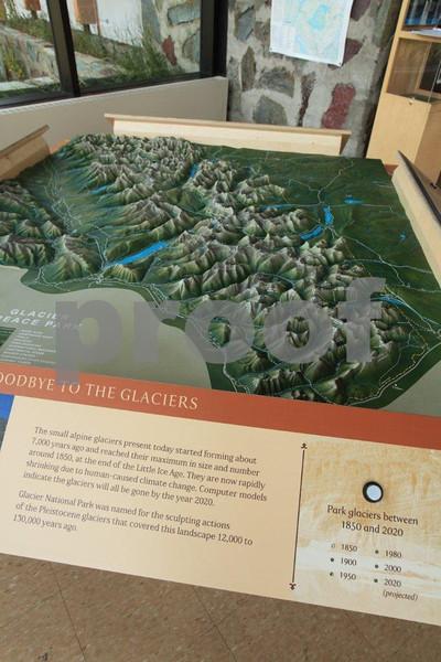 Glacier NP display 4532