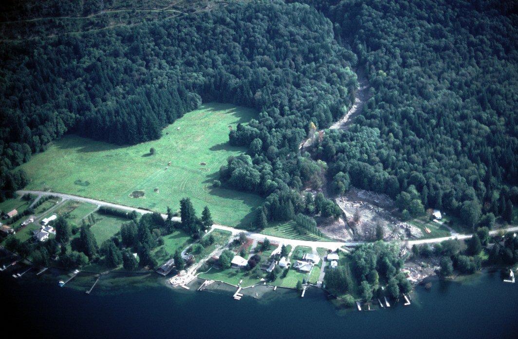 Smith Creek, Bellingham, Washington, 1983
