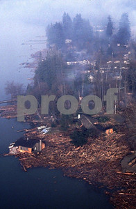 Smith Creek, Bellingham, Washington, 1983