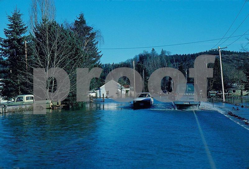 Chehalis River, Centralia, Washington