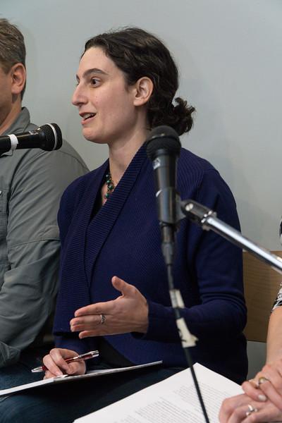 Jessica Azulay, Program Director, Alliance for a Green Economy.
