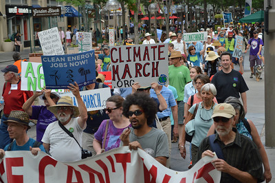 Climate March LA to DC - Denver - 6/16/14