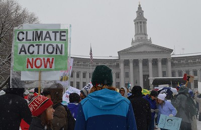 People's Climate March Denver (1)