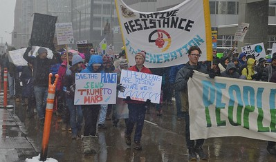 People's Climate March Denver (14)