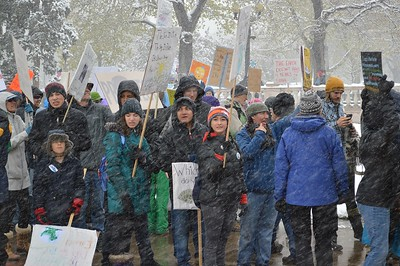 People's Climate March Denver (42)