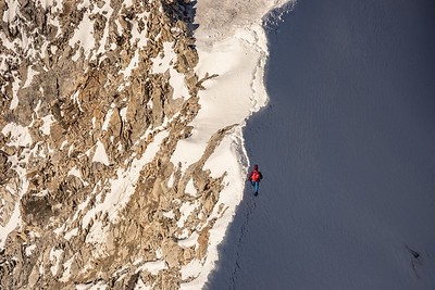 Anna Wells on the Arete Rochefort