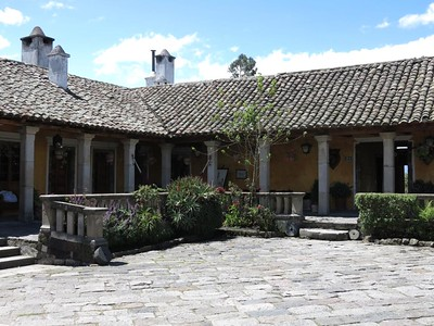 San Augustin de Callo hacienda