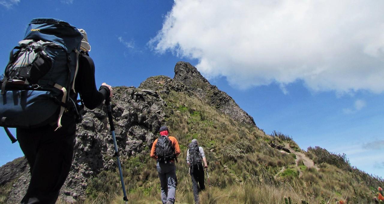 Rucu Pichincha Climb