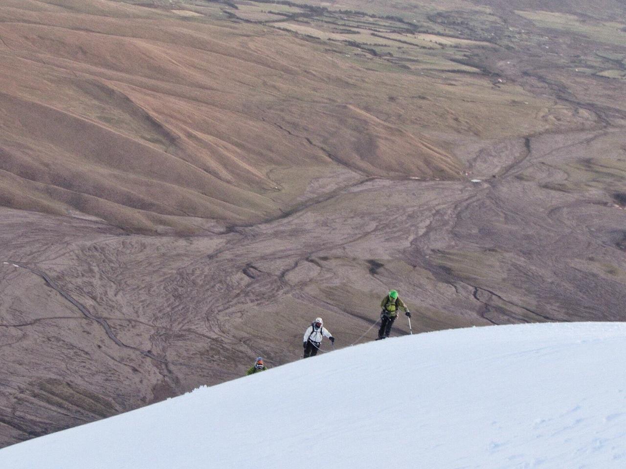 Cotopaxi Climb