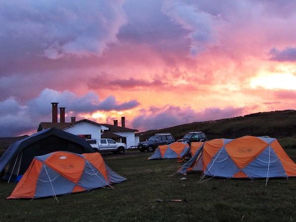 Ecuador Climbing 2014