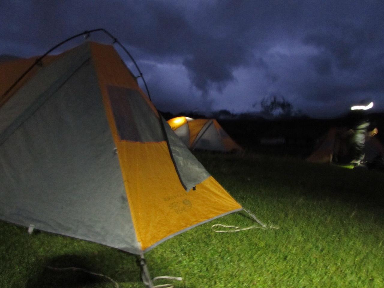 Antisana Base Camp