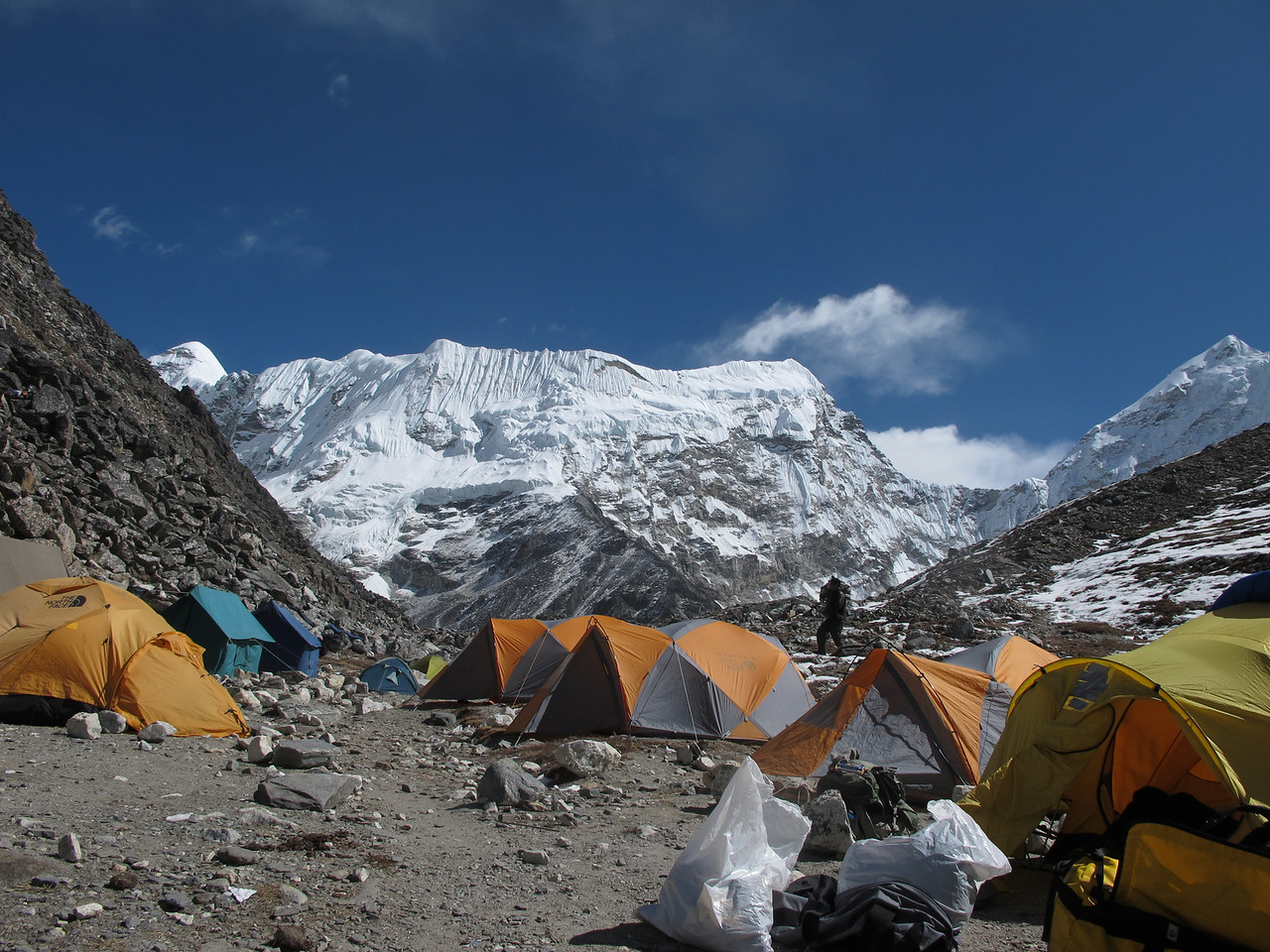 Island Peak Base Camp