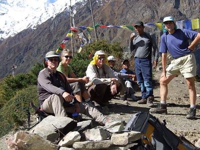 Pisang Peak, Nepal