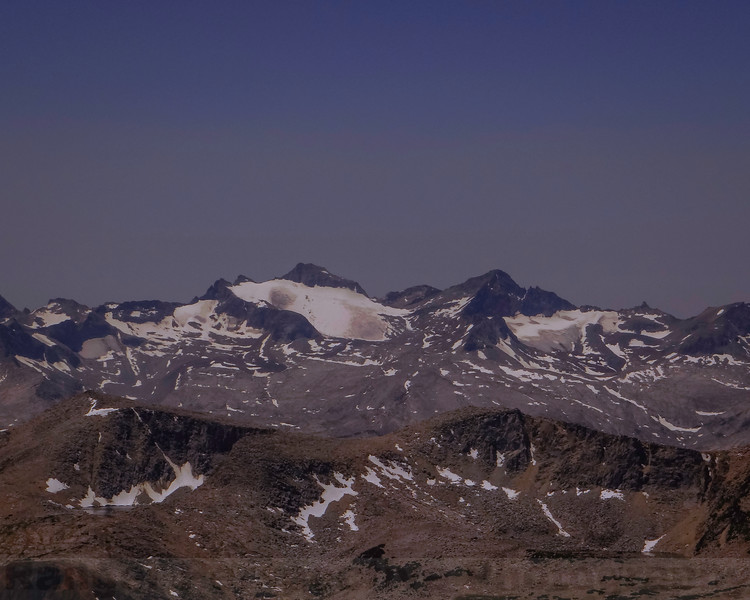Mount Lyell and Mount Maclure