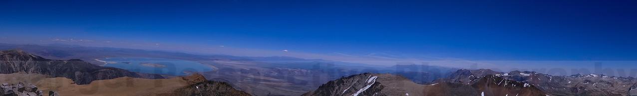 Mount Dana Summit Panoramic
