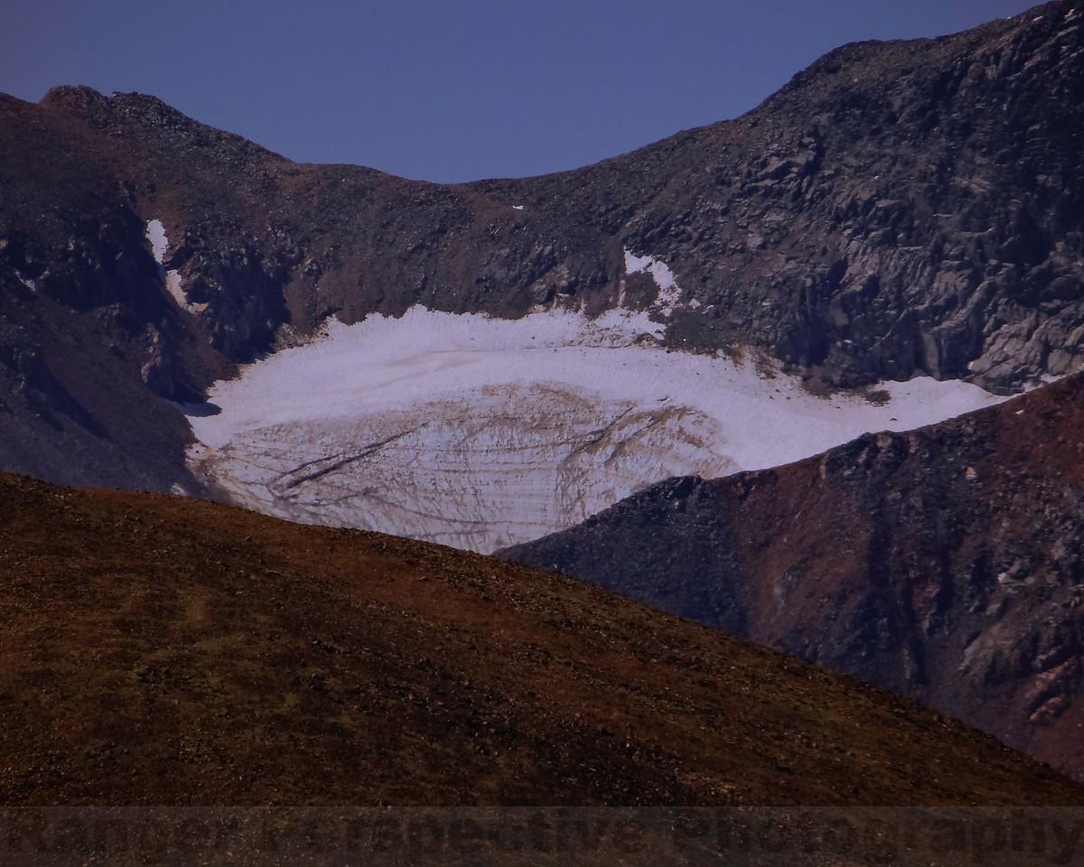 Glacier at Koip Peak