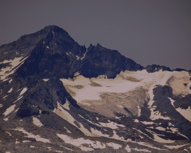 Mount Maclure and Maclure Glacier