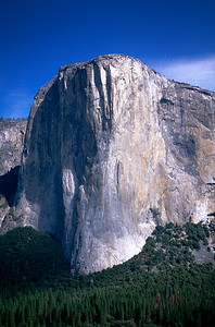 El Capitan, Yosemite National Park, California.