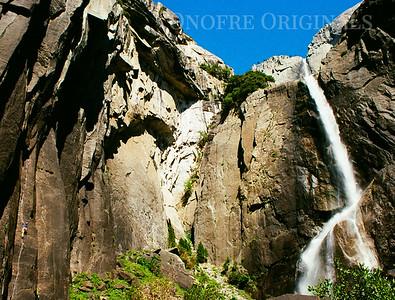 Yosemite Falls, YNP, CA