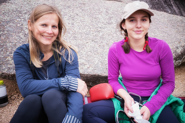 Climbing Spring Break 2018