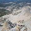 sweet sierra granite stacked into stego-ridge backs