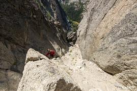 approach gully