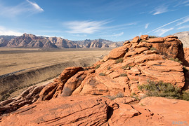top of Calico Hills