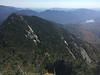 Pyramid Peak and Ausable Lake