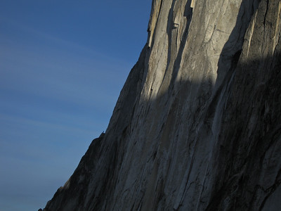 Climber_on_Beckey_Chouinard