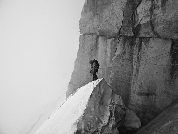 New routing on East Peak, Vowells