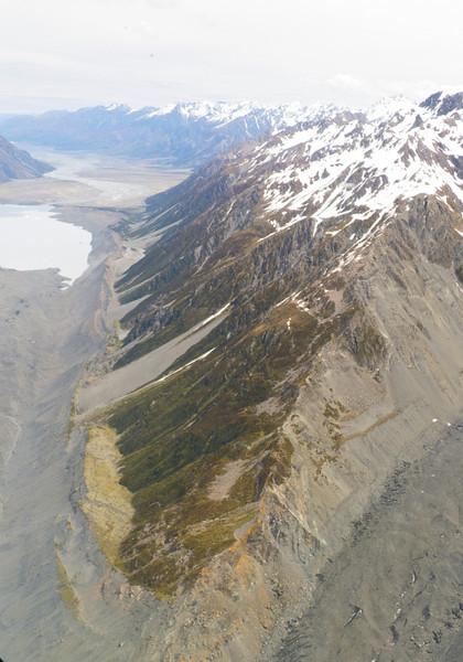 Aoraki Mt Cook, November 16-25 2011