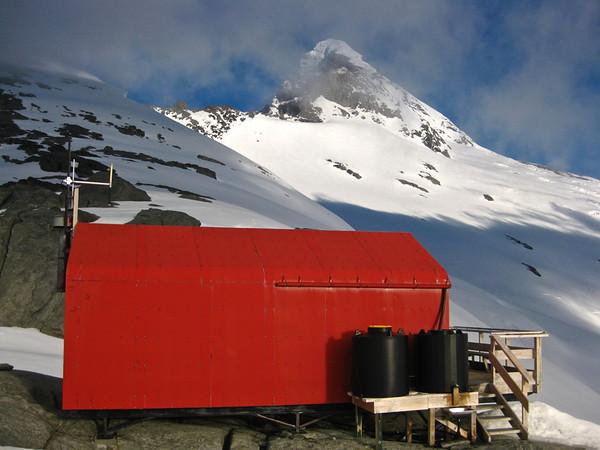 Mount Aspiring, November 2010