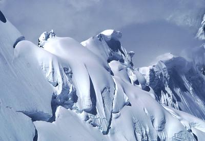 Peru Climbing 1981