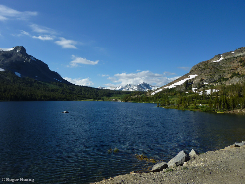 Beautiful mountain lakes of Tuolumne Meadows!