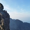 Abseil off the Inaccessible Pinnacle