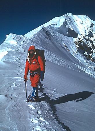 Denali Climb - Cassin Ridge 1988