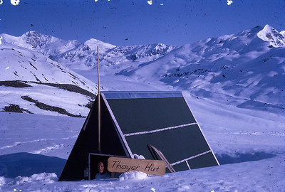 Alaska thayer hut