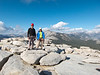 Tuolumne Meadows and Cloud's Rest in the background.
