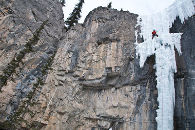 Lilla Molnar on The Eagle, Ghost River Alberta 10