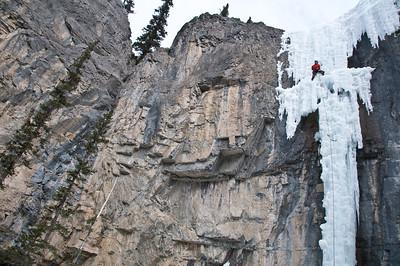 Lilla Molnar on The Eagle, Ghost River Alberta 10