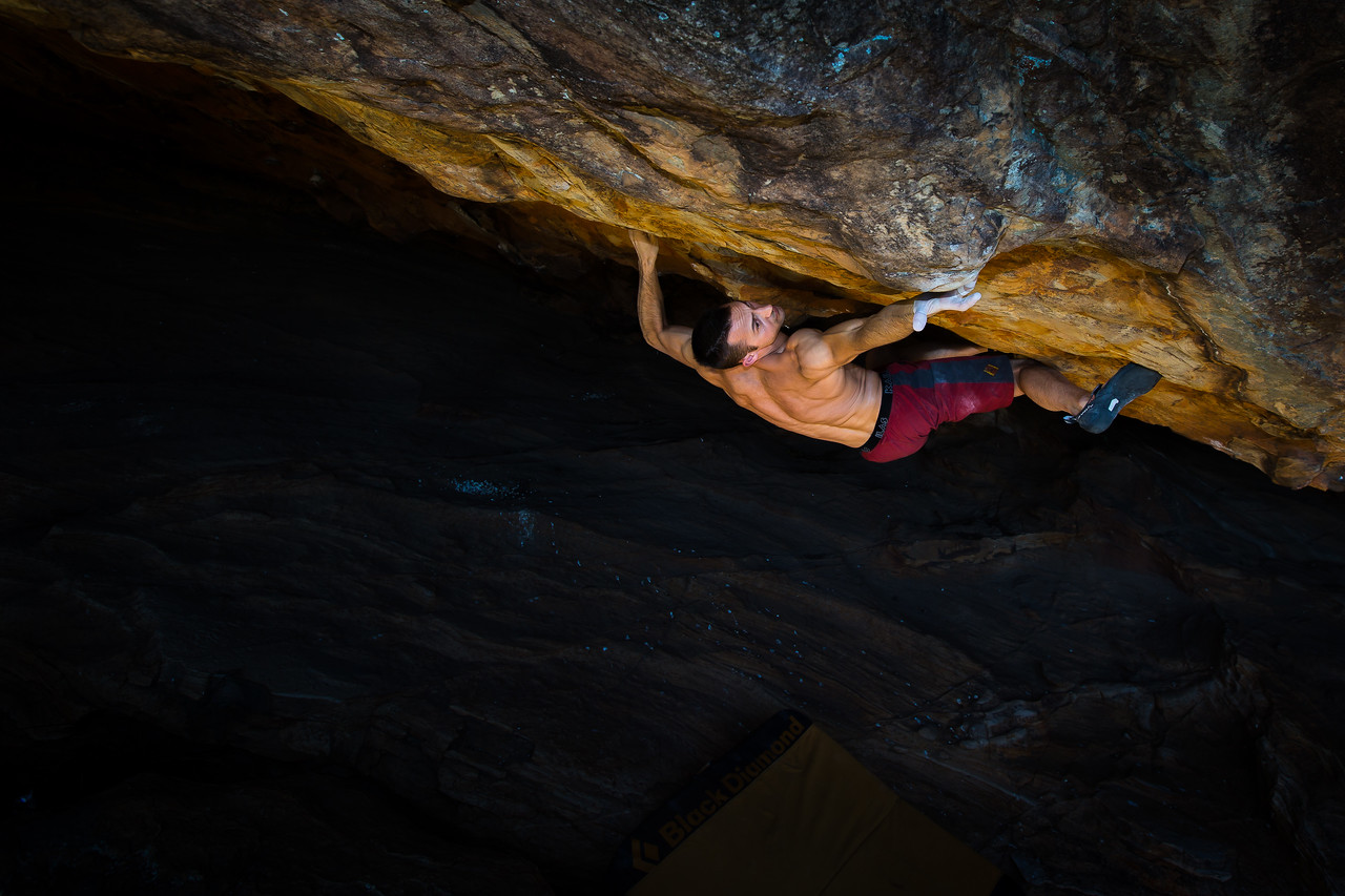 'The sound of one man hand clapping' V11