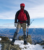 Paul on the summit
