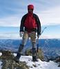 Paul on the summit